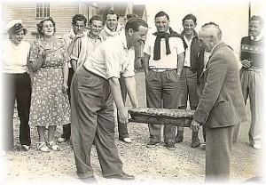Gooseberry pie 1950