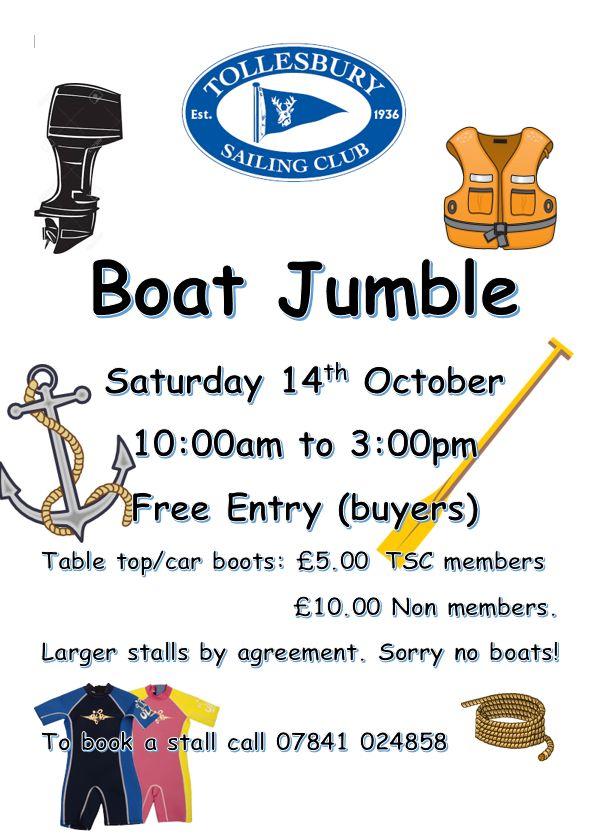 Boat jumble